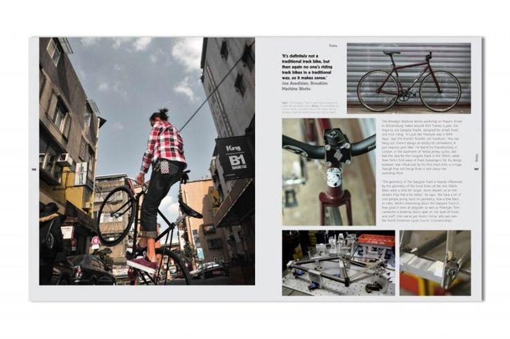 Santa Fixie. Comprar libro Fixed: Global Fixed-Gear Bike Culture, por Laurence King
