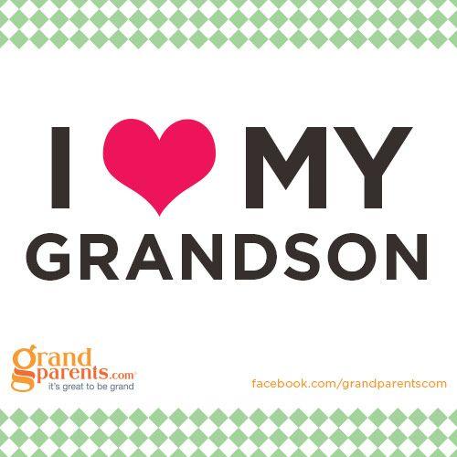 I love my Grandsons.... Baby Chase (RIP), Calvin, Kaidon, Heath & Conrad...   ...with all my ♥ <3 <3