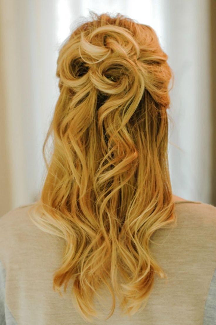 best wedding hair images on pinterest bridal hairstyles