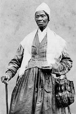 American freedom fighter and orator, Sojourner Truth (pron.: /soʊˈdʒɜrnər ˈtruːθ/; c.1797 – November 26, 1883) was the self-given name, from 1843 onward, of Isabella Baumfree, an African-American abolitionist and women's rights activist. Truth was born into slavery in Swartekill, Ulster County, New York, but escaped with her infant daughter to freedom in 1826. After going to court to recover her son, she became the first black woman to win such a case against a white man.