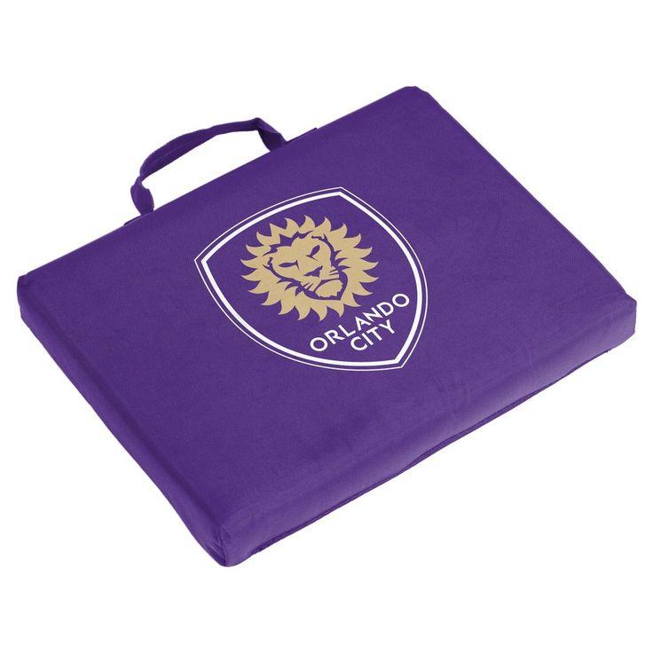 Portable Stadium Seats Logo Brands Orlando City SC Team Color