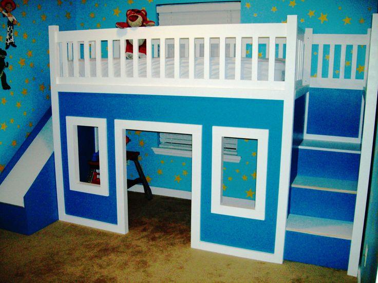 Best 25 Kids Beds With Storage Ideas On Pinterest Bunk Beds With Storage Childrens Twin Beds