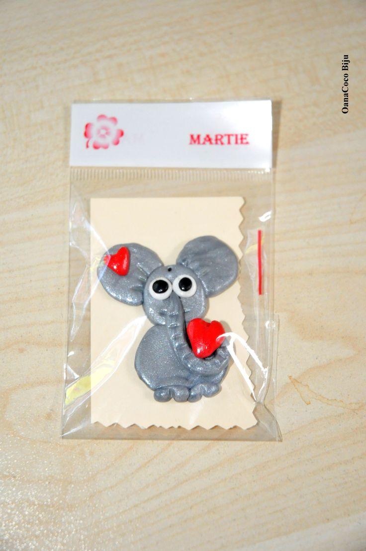 Elefant îndrăgostit