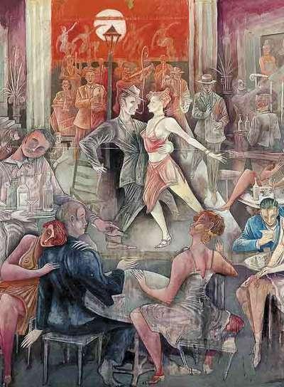 """El coleccionista es muy conocido, pero lo es menos su afición. Manolo Escobar se confiesa """"un vicioso del arte"""". Hasta el 2 de septiembre el monasterio cisterciense de Veruela (Zaragoza), muestra en su refectorio y su antigua cocina, 54 pinturas y una escultura del hombre que se ha pasado media vida gritando: """"¿Dónde estará mi carro?"""""""
