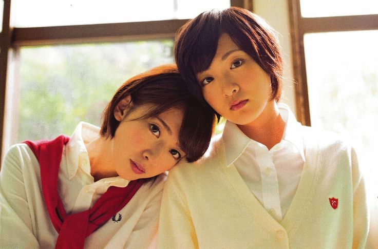 nogibaby: Ikoma Rina & Hashimoto Nanami ... | 日々是遊楽也