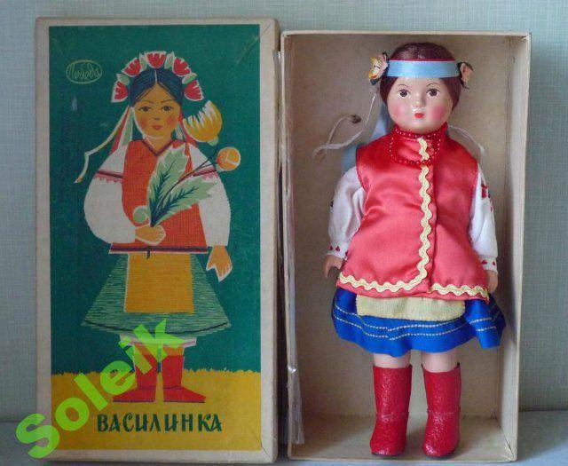 Василинка. Советские игрушки - http://samoe-vazhnoe.blogspot.ru/