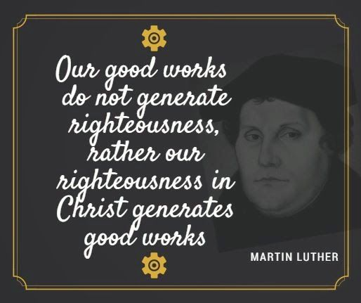 works of martin luther Considered one of the most readable biographies of martin luther, this  of the  sources and secondary works with insight, vivid, readable literary style, and.