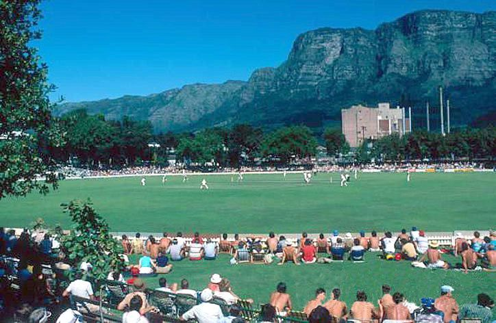 Newlands Cricket Ground. #CapeTown