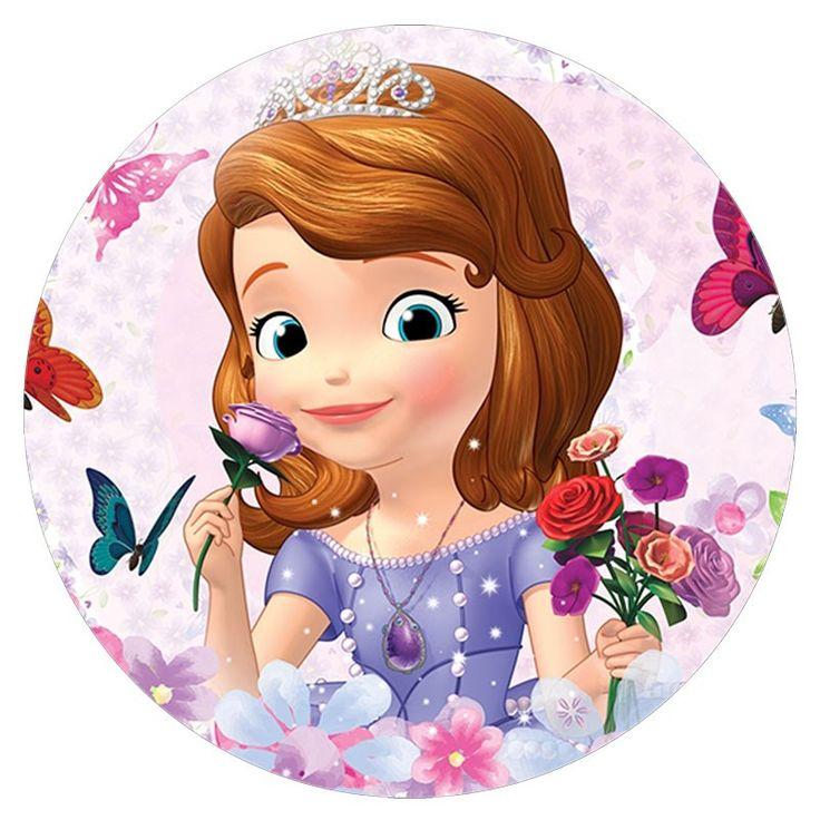 принцесса Софи картинки для капкейков - Поиск в Google