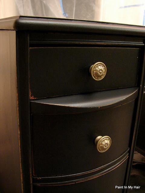 241 best images about painted furniture on pinterest. Black Bedroom Furniture Sets. Home Design Ideas