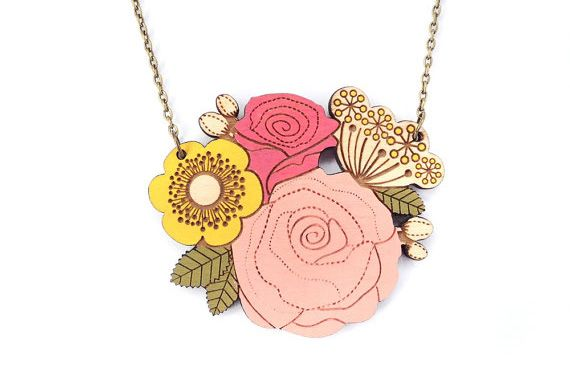 Etsy finds – Flower power