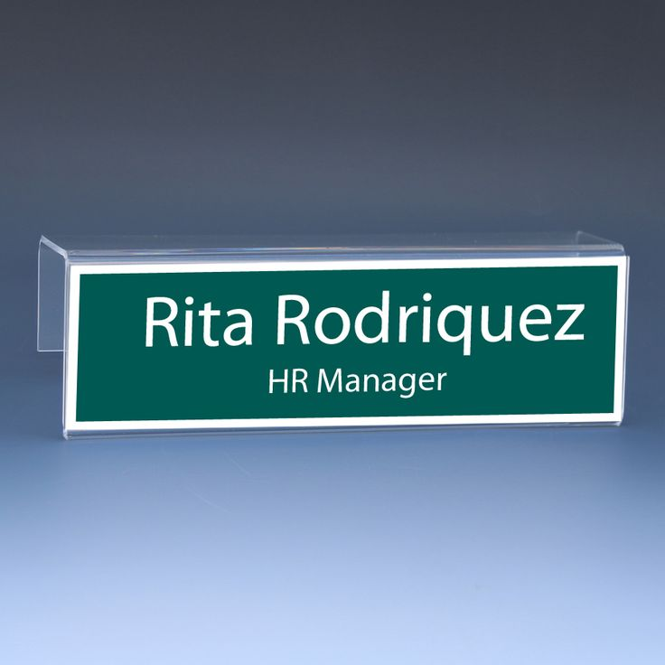 Fresh 122 best Name Plate Holders images on Pinterest TJ05