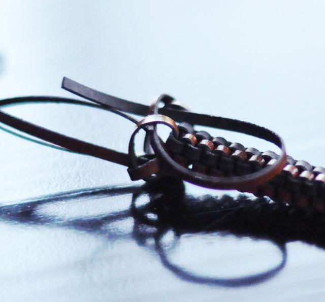 Leather Lanyard Bracelet DIY:  http://www.lovemaegan.com/2011/03/leather-lanyard-bracelet-diy-maeg-it.html