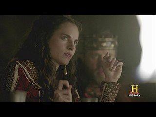 Vikings: Boneless: Athelstan Meets Princess Kwenthrith --  -- http://www.tvweb.com/shows/vikings/season-2/boneless--athelstan-meets-princess-kwenthrith