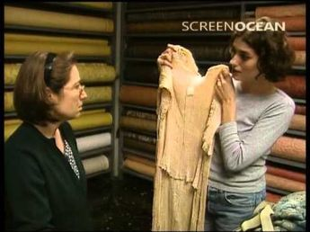 Anna Chancellor on Mariano Fortuny and the Delphos Gown - YouTube