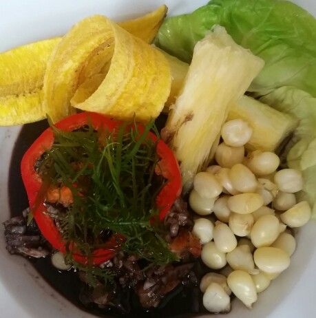 Ceviche de conchas negras is the best of the best in Peru