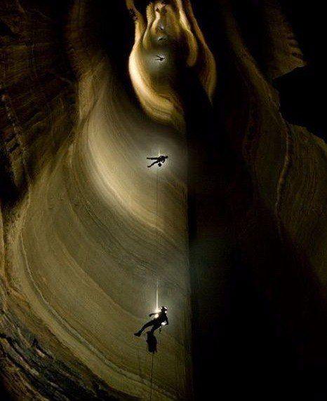 О том, как глубоки пещеры...