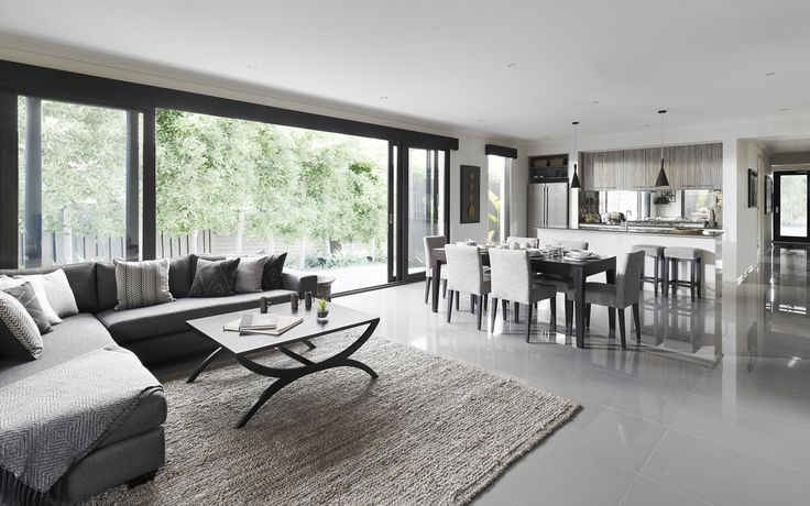 Doesn't look like there's any outdoor entertaining area outside these sliding doors?