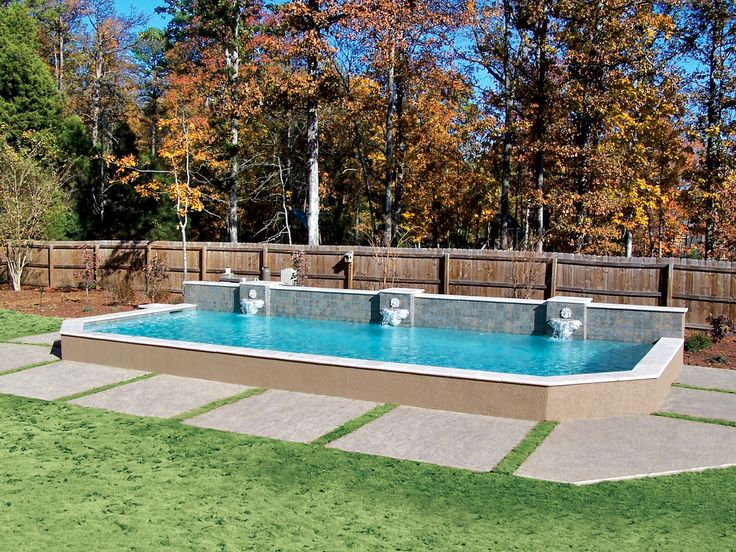 17 best images about grecian style pools on pinterest for Grecian swimming pool