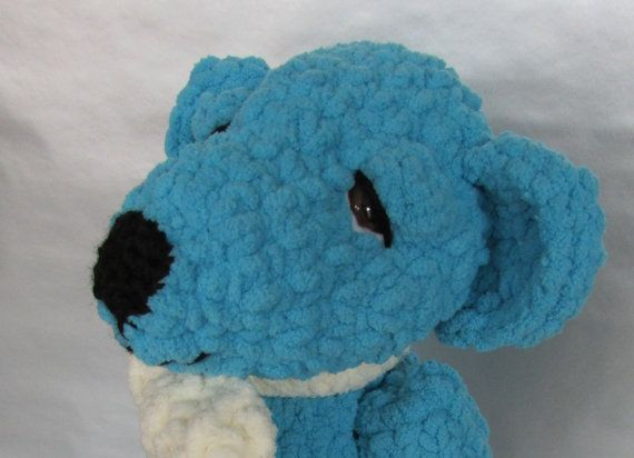 Check out this item in my Etsy shop https://www.etsy.com/listing/290212755/penelope-teddy-bear-crochet-handmade