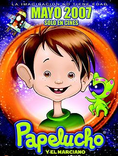 Papelucho y el marciano [Cine Chileno][2007]