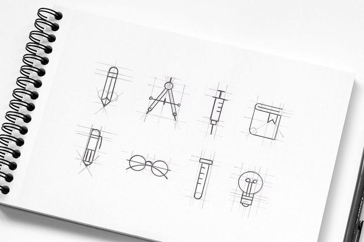 Realistic Sketchbook Mockup Psd Sketch Book Mockup Psd Mockup