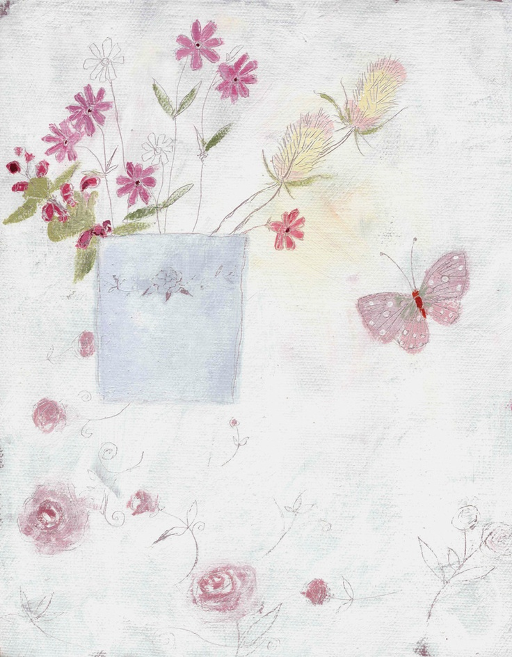 Wildflowers - Lucy Grossmith