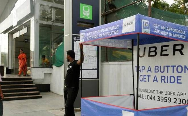 Chennai Metro to join hands with Ola & Uber (private cabs) to setup stalls & makes commuters more convenient to book cabs. #TransportUpdates www.chennaiungalkaiyil.com