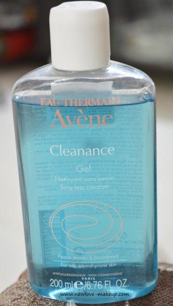 Avene Cleanance Soapless Gel Cleanser Review, Indian Beauty Blog, Avene Reviews