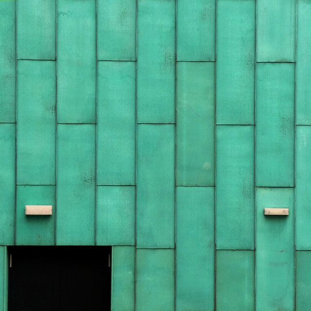 Verdigris N A Bluish Green Patina Formed On Copper
