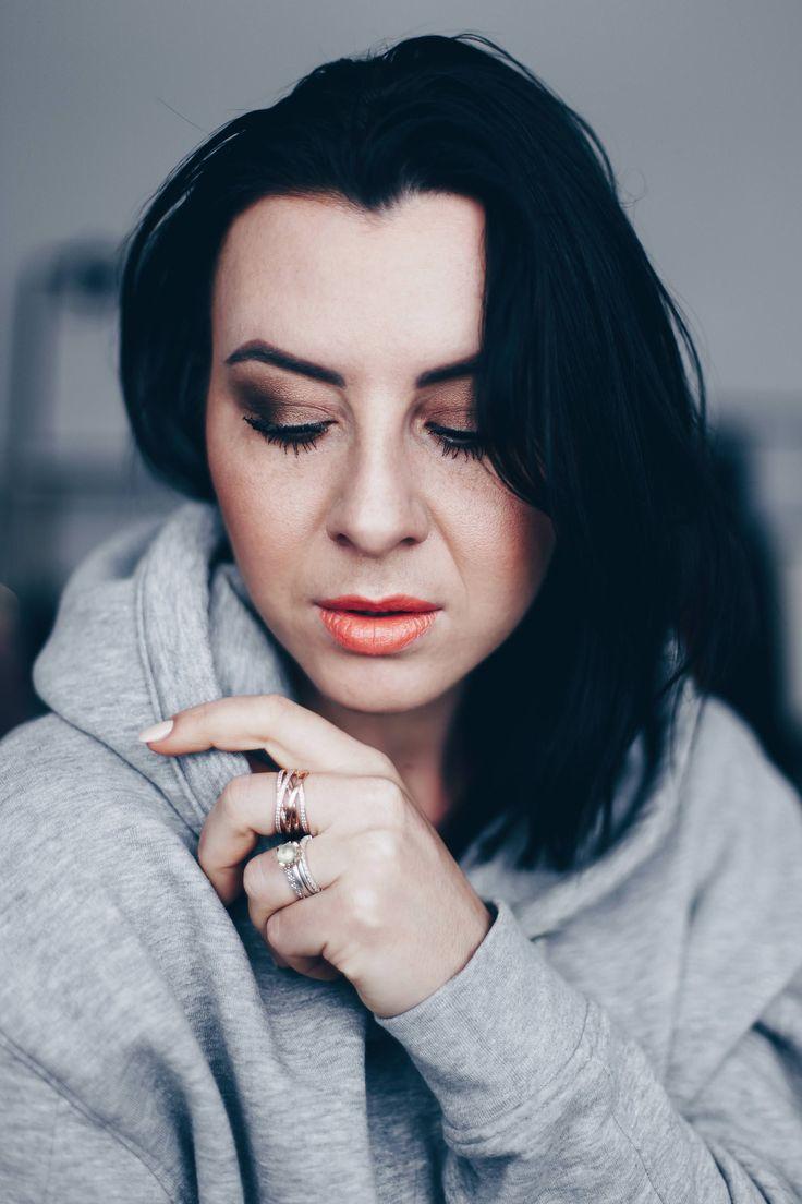 frisches Tages Make-up, Alltags Make-up für braune Augen