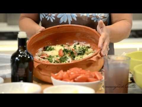 Ricetta Riso, patate e cozze (tiella barese) - Le ricette de Le Meraviglie di Cicetta