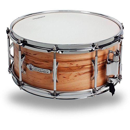 Black Swamp Percussion Dynamicx Live Series Snare Drum 14x6.5 in. Ambrosia Maple