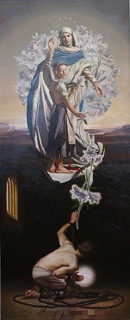 The Badger Catholic: St. Maria Goretti, ora pro nobis!