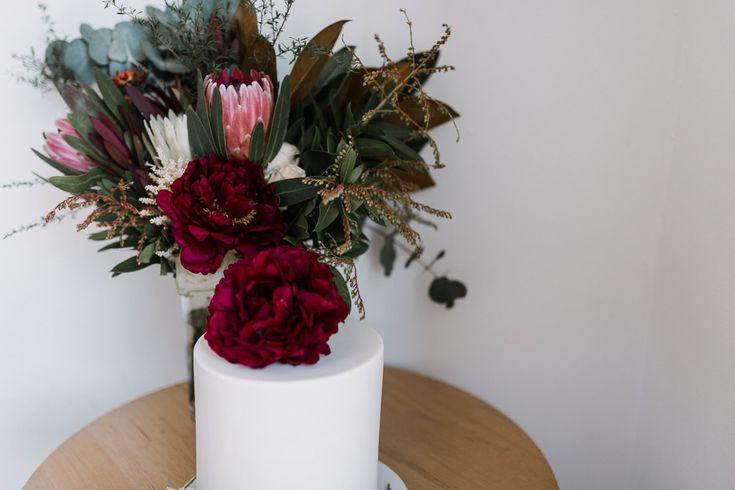 Modern Wedding Inspiration With Sleek Details