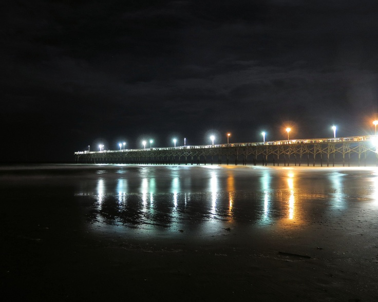 Surf city nc pier surf city nc picture perfect for Surf city fishing pier