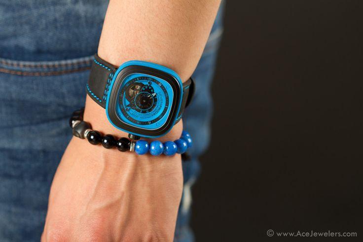 SevenFriday P1/5 Blue