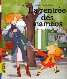 Livres Ouverts : La rentrée des mamans  Site qui permet de savoir les niveaux scolaires ciblés par le livre.