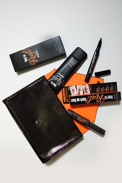 Coming Soon: Benefit They're Real! Push-Up Liner & Makeup Remover