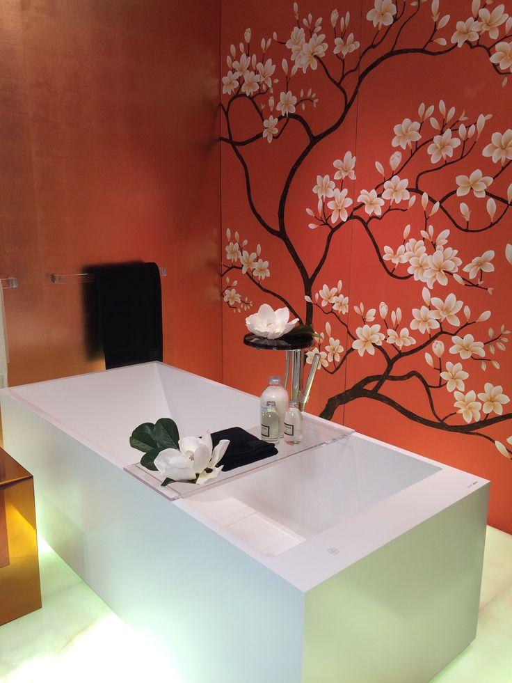 Misha partecipa con Magnolia Tree della Collezione Asia e MT.014 durante la Milano Design Week 2016, da Kartell by Laufen, Via Pontaccio 10, dal 12 al 17 Aprile.