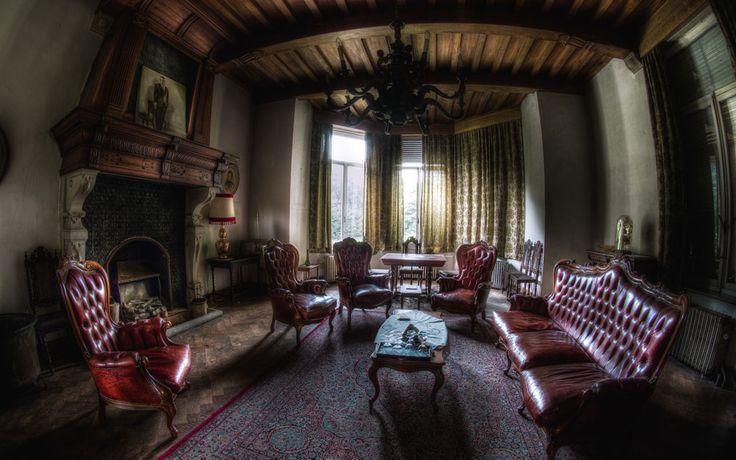 17 Best Ideas About Gothic Interior On Pinterest