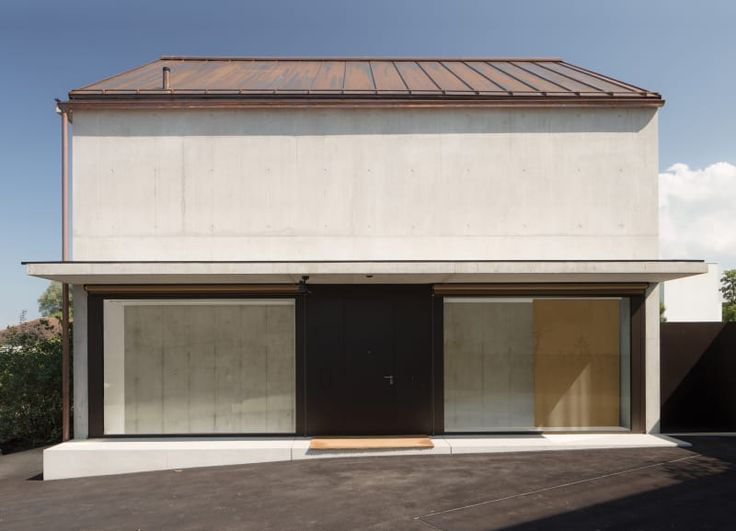 Becker & Umbricht Architekten, Hans Schurmann · Haus U