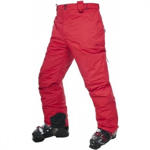 Pantaloni De Ski si Snowboard Trespass Inlet Red - Preţ: 349 Lei