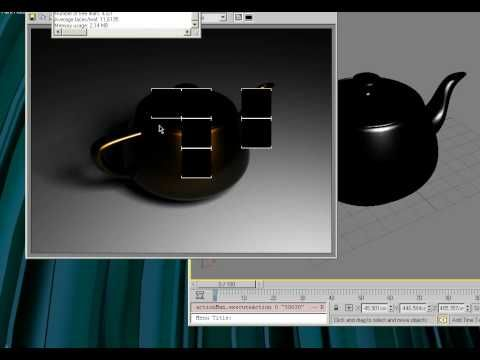 V-ray car paint material installation & usage tutorial - YouTube