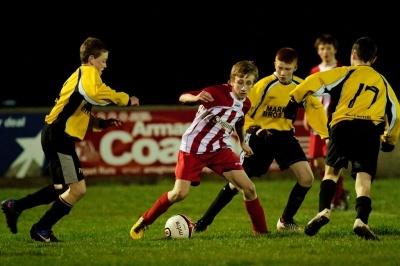 U15s v Carrick Rangers