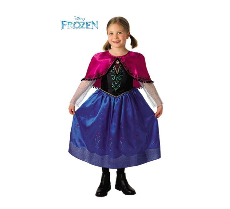 Disfraz de #Anna de #Frozen #frozen2 #disney #disfraz #disfraces #disfrazzes #costume #costumes