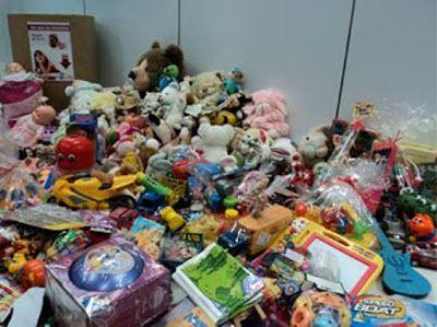 CIDADE: Arraial, inicia campanha de arrecadação de brinque...