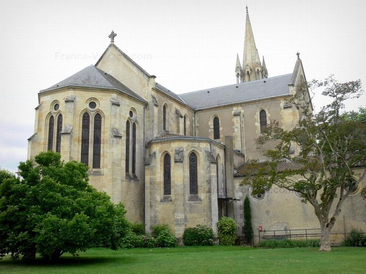 Église Saint-Laurent. Mugron. Aquitaine