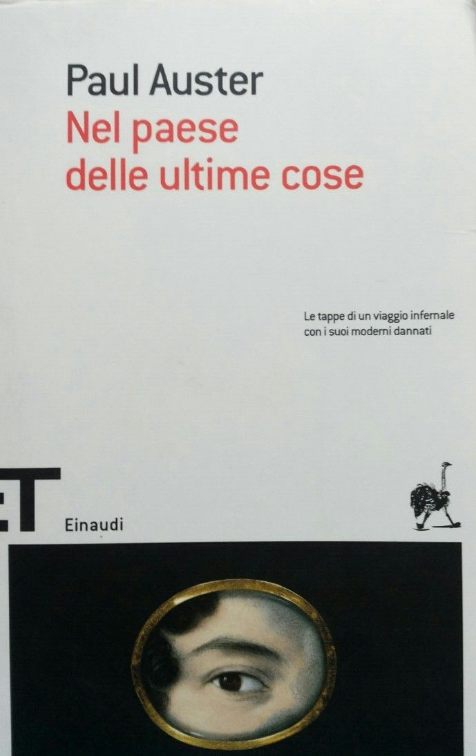 Nel paese delle ultime cose, Paul Auster