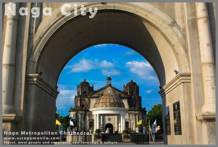 Naga Metropolitan Cathedral, Camarines Sur